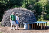 Couple Considers Giant Beaver Lodge