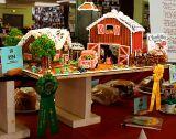 Charlotte's Web Farm in Gingerbread