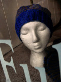 Knit Cap Madonna