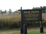 Solon Prairie w houses