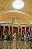 National Statuary Hall in the U.S. Capitol Building - Washington, DC