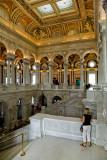 The Library of Congress, Jefferson Building - Washington, DC