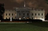 the whitehouse (night shot) - washington, dc