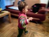 I walk!!!