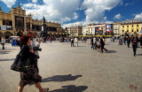 Hej, na krakowskim rynku!
