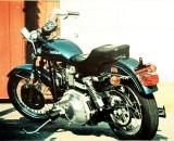 Harley Davidson, 1977