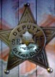 Sheriff`s star