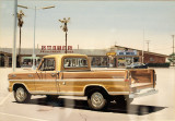 Smith`s Ford Custom, 1974