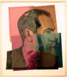 Ten Portraits of Jews of 20th Century:  George Gershwin, 1980