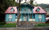 Romanówka - Nikifor`s museum