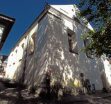 Izaak Synagogue (rear view)