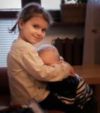 Amelka and Bruno