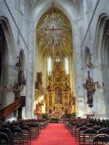 main nave and presbytery