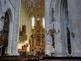 presbytery and altar