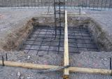 Column Footing Mat