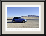 PS Tourer in Death Valley  edits 3 matted framed 6664.jpg
