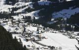 Kleinwalsertal - Winterwanderung Höhenweg - Mittelberg