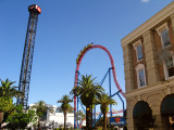 Superman ride, Movie World