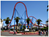 Superman ride, MovieWorld
