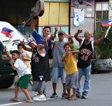 Boyz in the hood, Manila