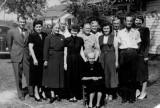 Ambrose Gaither Ballard &  family