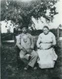 Lawrence Dow Bullard & wife Emma 1926
