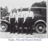 Hughy, Pete & Houston Ballard