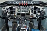 Cockpit KC-135