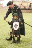 The Court of Mary Queen of Scots at Livermore Scotish games