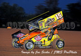 Lernerville Speedway Commonwealth Clash WoO Sprints 09/25/10