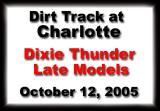 October 12, 2005 Dixie Thunder LM