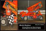 Rob Eyler - 410 Sprint Winner