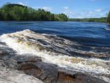 rivière typique du grand nord