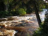 tumulte des eaux