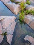 les pierres en croix