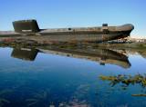 sous-marin échoué