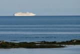 passage des navires de croisières