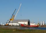 chantier naval des Méchins