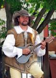musicien de Nouvelle-France