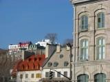 Petit Champlain vers la terrasse Dufferin