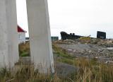 de l'autre coté du quai, depuis le phare