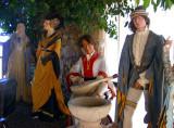 personnages médiévaux