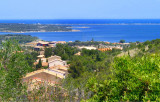vue du sud de la France
