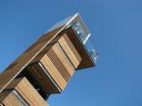la tour du quai des cageux