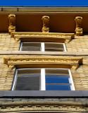 détail dune façade