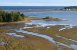 la baie des capucins à petite marée