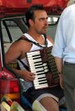 morceau d'accordéoniste