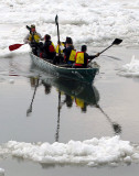 le canot à trois pattes