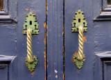 poignées de portes