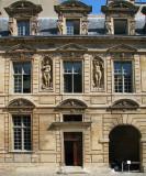 Hôtel de Sully , façade avant